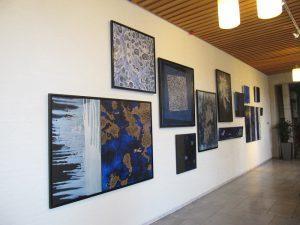 Werk Marijke Bruin tentoonstelling Oosterbeek